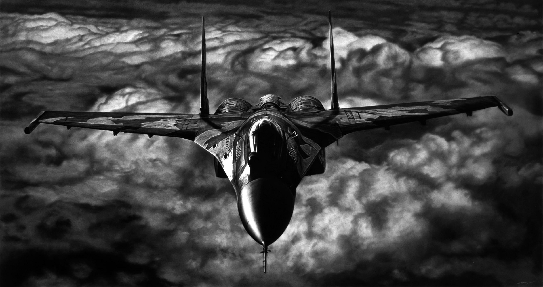 F 22 Raptor >> ROBERT LONGO